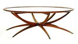danish round coffee table coffee tables ideas mid century glass table design intended for round 15