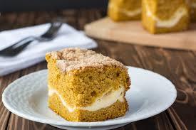 Pumpkin Coffee Cake Kitchen Gid
