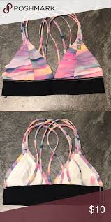 Victoria Secret Bathing Suit Top Size Chart Pink Victorias Secret Bralette Size Xs Nwt 1 Nwt Vs Pink