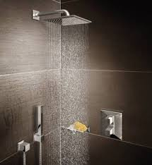 ideas shower systems pinterest: shower design styles by grohe cosmopolitan minimalist shower heads rainshowerar systems shower systems pinterest rain shower minimalist showers