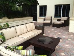architecture outdoor furniture with fire pit table new cortez 5 piece patio conversational seating firepit