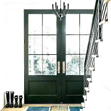 black front door with glass double entry doors with glass black front doors with glass black
