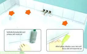 bathtub caulking tape caulking tape for bathtub home depot shower caulking tape does bathtub caulking tape