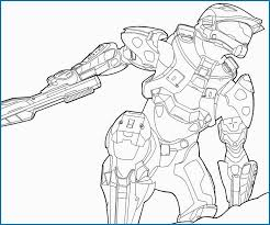 Halo Spartan Coloring Pages Admirably Master Chief By Oreckk On