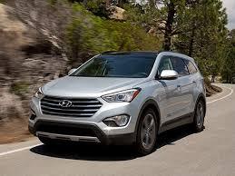 Midsize Suv Comparison 2015 Hyundai Santa Fe Kelley