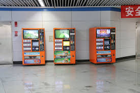 Vending Machine Return On Investment Mesmerizing Are Vending Machines A Losing Investment In China Tech Wire Asia