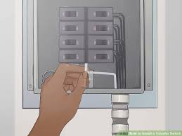 how to install a transfer switch pictures wikihow image titled install a transfer switch step 18
