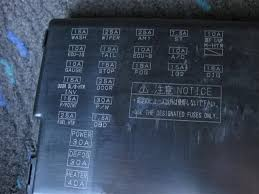 fuse help no lights on clock,fan controls and stereo 91 corolla fuse box diagram at Ae101 Fuse Box