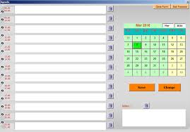 Todo List In Excel Ms Excel Calendar With Event Planner To Do List Skillshare