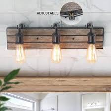 lnc rustic bathroom vanity light 3
