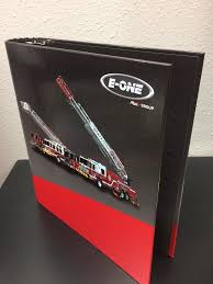 4inch binder e one bid binder 3 4 inch for contracted dealers fire locker