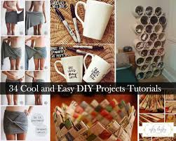 Small Picture 34 Insanely Cool and Easy DIY Project Tutorials