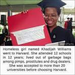 homeless to harvard essay