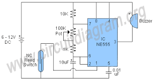 security alarm circuit diagram the wiring diagram door security alarm circuit diagram circuit diagram