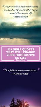 Positive Bible Quotes Impressive 48 Inspirational Bible Quotes That Will Change Your Perspective On