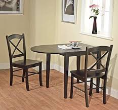 Image Chairs Image Unavailable Amazoncom Amazoncom Simple Living Products Country Cottage Black Wooden