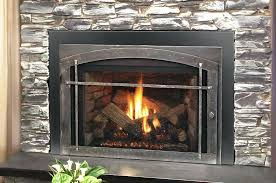 direct vent gas fireplace installation basement vented home depot desa heater manual best logs