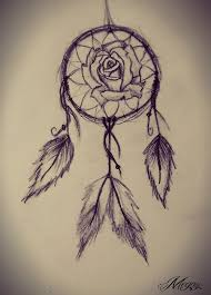 Colorful Dream Catcher Tumblr Drawn dreamcatcher hipster Pencil and in color drawn 68