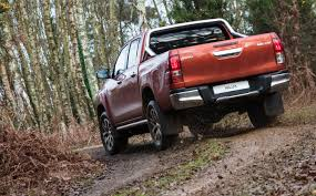 The Jeremy Clarkson Review: 2018 Toyota Hilux pick-up
