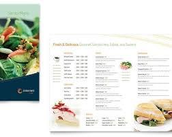 Word Restaurant Menu Templates Free Restaurant Menu Template Download Word Publisher Templates