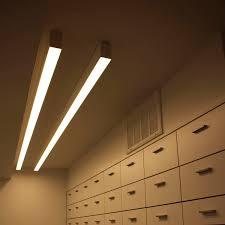 surface mounted light fixture led linear aluminum led line 60