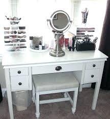 mirror makeup storage vanity mirror bedroom white wooden makeup storage with toe drawers on the side and small round mirror vanity mirror bedroom standing