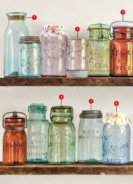 Ball Jar Value Chart Vintage Antique Mason Jars Guide Dating Ball Canning Jars