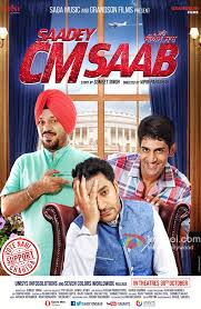 Watch Saadey CM Saab (2016) (Punjabi)    full movie online free