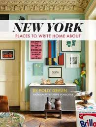 booktopia new york places to write home about by polly devlin new york places to write home about polly devlin
