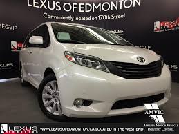 Used White 2015 Toyota Sienna XLE 7-Pass AWD In Depth Review ...