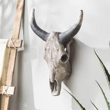 lovely animal head wall decor wayfair ca mount art nursery australium hook nz vase
