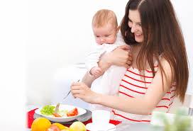 Tips Memilih Makanan Untuk Ibu Menyusui
