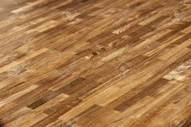 wood texture parquet floor made of the natural american walnut wood stock photo