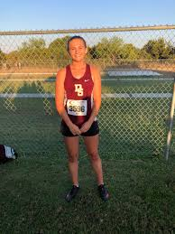 """DSHS Cross Country on Twitter: """"Domination by Tigers JV with a course win  by our own Mai Zimmerman! Nice job ladies! 🦁… """""""