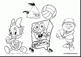 Small Picture astounding windsurfing coloring page with volleyball coloring