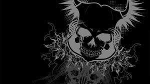 Skull Wallpaper For Bedroom Dark Wallpapers Free Download