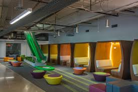 creative office space ideas. Home Office:What Cubicle Godaddys New Tempe Site Lets Employees Where Creative Office Ideas Room Space