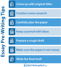 original essay tips on writing creative papers org essay pre writing tips