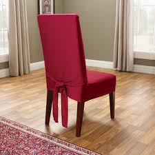 chair covers for home. Red Dining Room Chair Covers For Home I