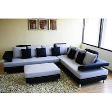 Italian Leather L Shape Sofa Furniture for Living Room ...