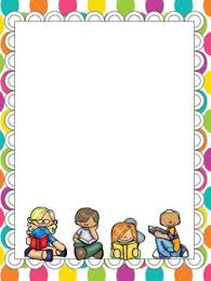 Preschool Page Borders Simple Flower Border Designs For A4 Paper Google Search Ideas