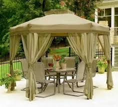 gazebo furniture ideas. backyard gazebo furniture ideas