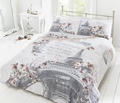 Pieridae Parisian Script Duvet Quilt Bedding Cover & Pillowcase ... & Pieridae Parisian Script Duvet Quilt Bedding Cover & Pillowcase Set  Reversible (Single): Amazon.co.uk: Kitchen & Home Adamdwight.com