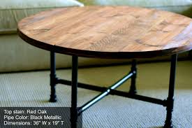 round distressed wood coffee table amazing of distressed round coffee table with fresh idea to design
