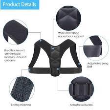 BodyWellness™ <b>Posture</b> Corrector (Adjustable to Multiple Body <b>Sizes</b>)