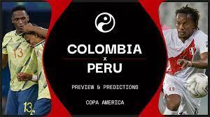 Colombia vs Peru live stream ...