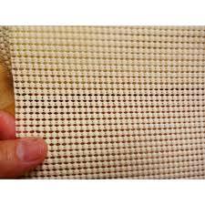 rug underlay non slip grip rubber underlay 60cm wide cut to length for hard floors