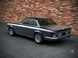 Coupe Series 1970 bmw coupe : A Garagem Digital de Dan Palatnik | The Digital Garage Project ...