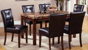 black and replacement set granite inch round tops white delectable chairs table top dining rooms extraordinary