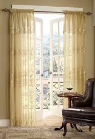 contemporary decoration curtains with valance attached marvellous inspiration ideas ava semi sheer stylemaster